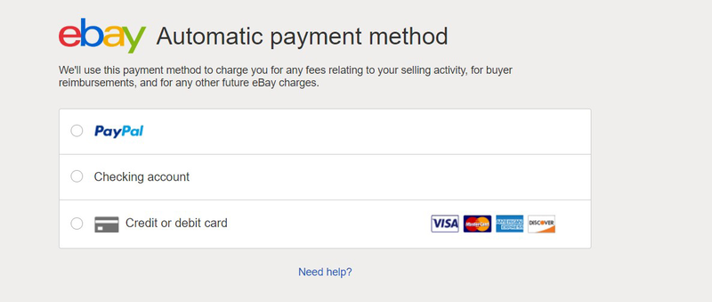 How To Create An Ebay Seller Account Step By Step Guide